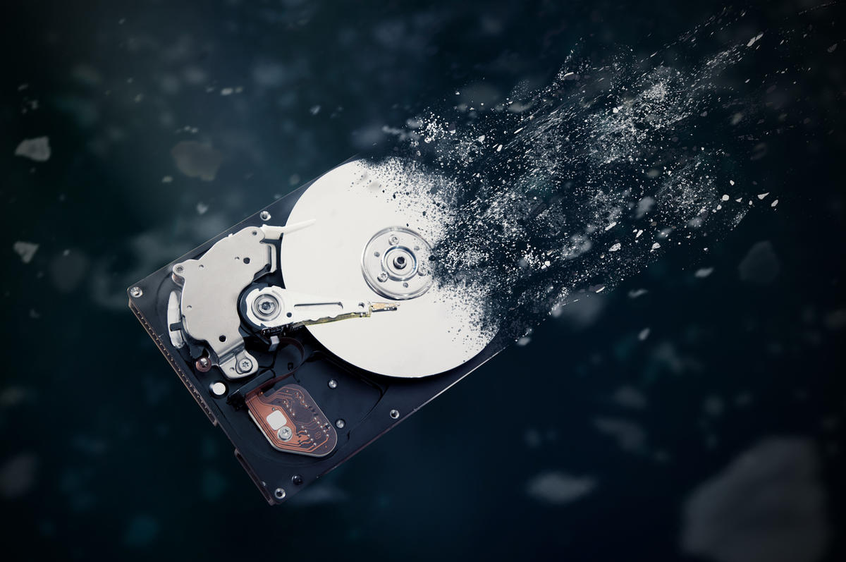 getting data back from a hdd fire