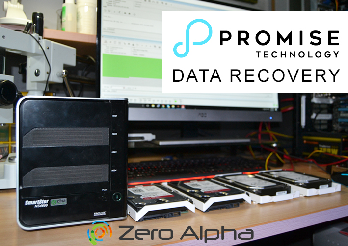 promise technology Sydney computer raid data recovery